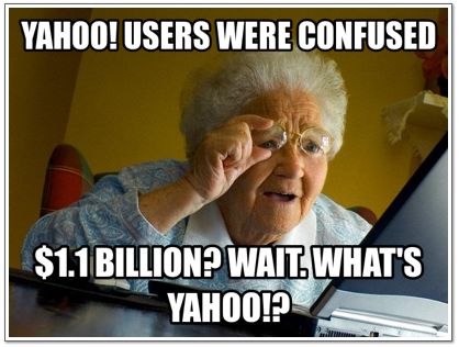 Tumblr sold for $1.1 billion