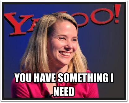 Yahoo on Tumblr