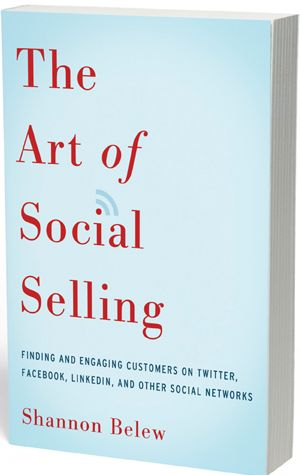 New book the art of social selling online marketing for Best way to sell art online